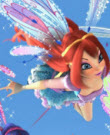 Hidden balloon Winx Bloom